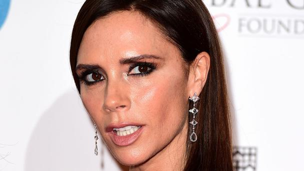 Victoria Beckham said she would feel 'sad' if the Spice Girls performed their old hits in their reunion