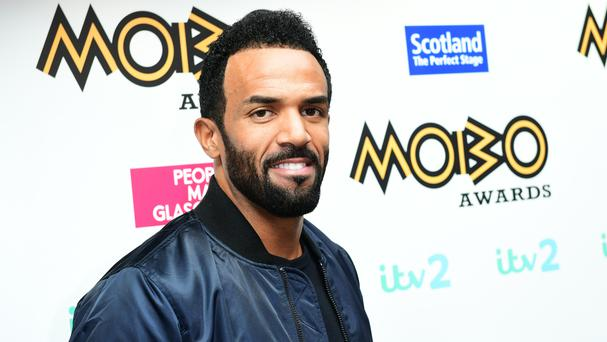 Craig David's first album for six years is set to top this week's charts