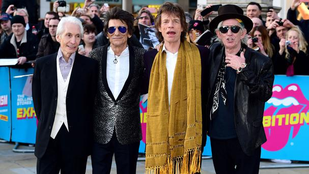 The Rolling Stones last released a studio album in 2005