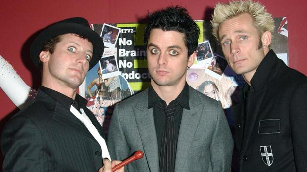 Green Day said it was 'especially gratifying' to have a chart-topping album at this stage of their career