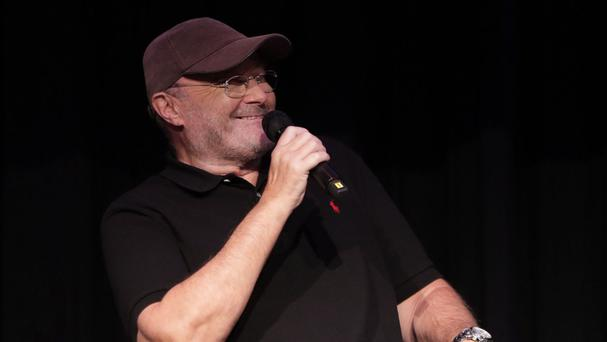 Phil Collins has announced a series of live shows at the Royal Albert Hall in 2017