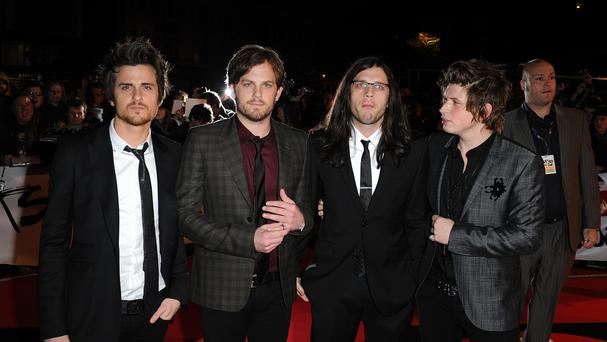 Kings Of Leon are expected to score their fifth number one album