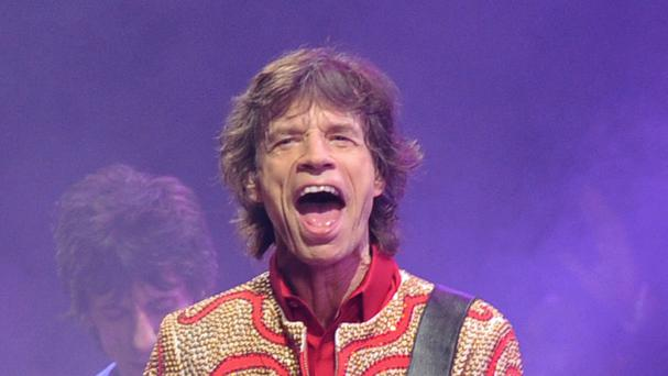 Sir Mick Jagger has been diagnosed with laryngitis