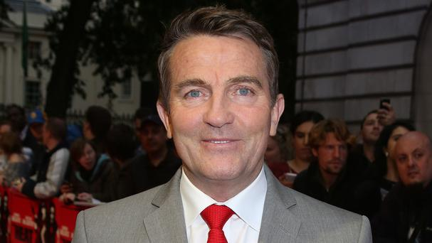 Bradley Walsh is releasing his first album next month