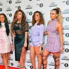 (left to right) Leigh Anne Pinnock, Jesy Nelson, Jade Thirlwall and Perrie Edwards of Little Mix attending the BBC Radio 1 Teen Awards