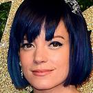 Lily Allen played three songs when she joined Mark Ronson on stage