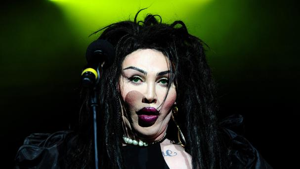 Pete Burns died on Sunday after suffering a cardiac arrest.