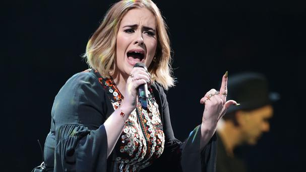 Adele says she needed time away from son Angelo as she struggled to cope with post-natal depression