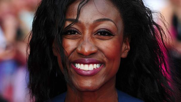 Beverley Knight returned to the stage
