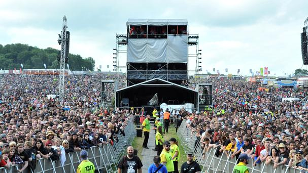 System Of A Down said they were excited to be returning to play Download Festival