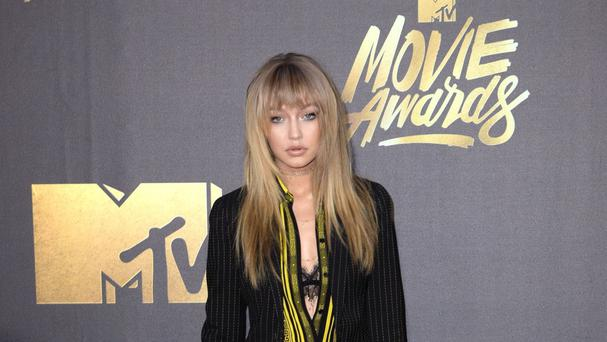 Model Gigi Hadid is to co-host the American Music Awards