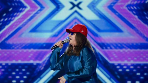 Honey G has some new admirers (Syco/Thames)