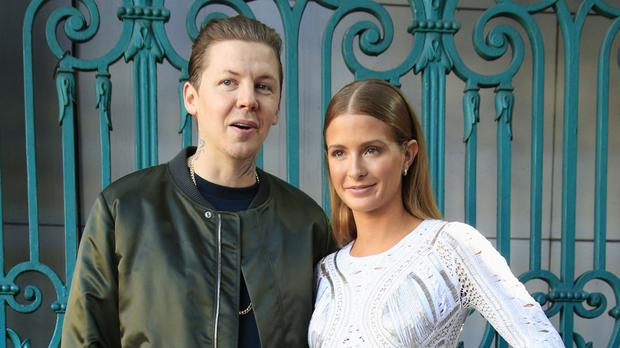 Professor Green and Millie Mackintosh married in 2013 but the pair announced their split in February 2016