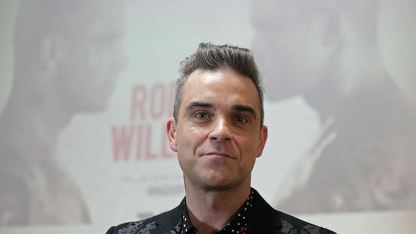 Robbie Williams looks set to claim his 12th UK Number One solo album, with The Heavy Entertainment Show