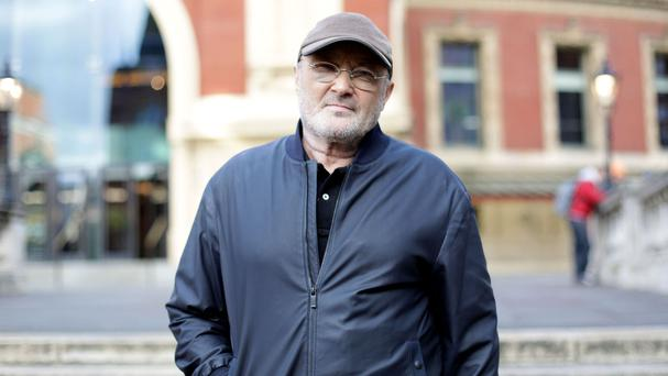 Phil Collins recently came out of retirement