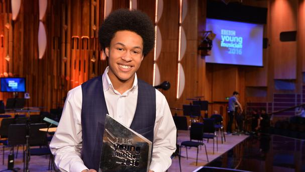 Cellist Sheku Kanneh-Mason scooped the 2016 BBC Young Musician award