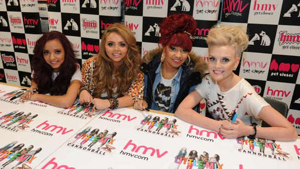 Little Mix said criticism was hard to take