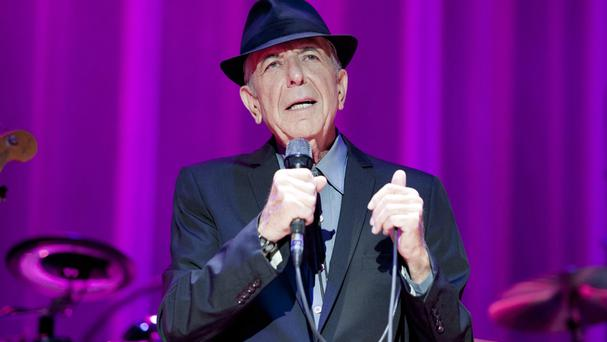 Singer, songwriter and poet Leonard Cohen, who has died aged 82