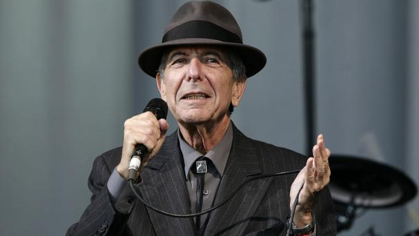 Leonard Cohen died at his home in Los Angeles on November 7 at 82.