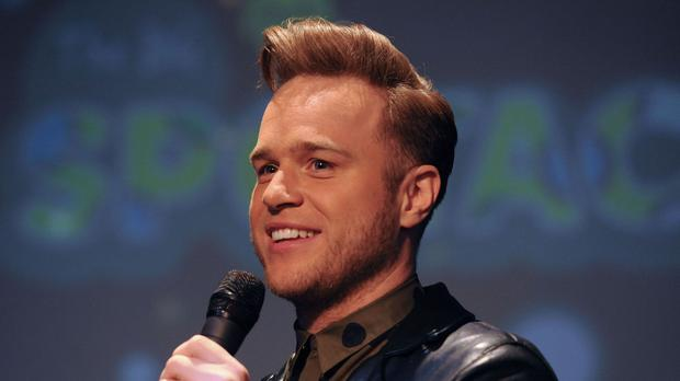Olly Murs is set to top the album charts with 24 Hrs