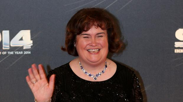 Susan Boyle Reveals Weight Loss But Says Live Shows Must Wait