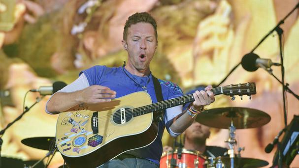 Frontman Chris Martin took to social media to tell fans new music is on its way