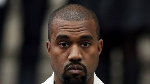 Kanye West was not restrained and went freely to hospital, a source said