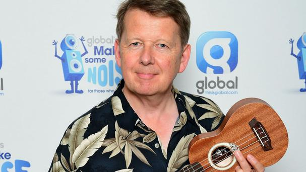 TV presenter Bill Turnbull says he is trying to learn the ukulele now he has left the BBC Breakfast sofa
