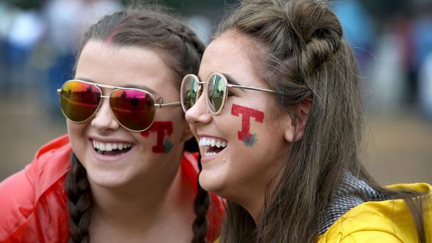 T in the Park has been held at Strathallan Castle in Perthshire for the past two summers