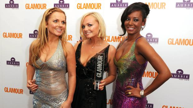 Geri Horner, Emma Bunton and Melanie Brown have recorded new music together