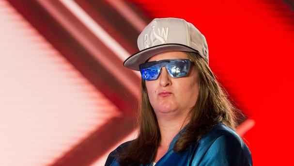 Rapper Honey G