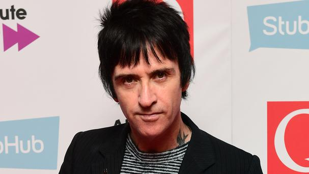 Ex-Smiths guitarist Johnny Marr is joining the line-up for a Teenage Cancer Trust benefit gig