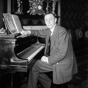Travels: Rachmaninov practised on a silent keyboard on his way to New York