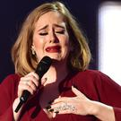 Adele is nominated in two categories at the 2017 Grammy Awards