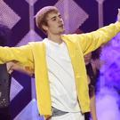 Justin Bieber will play at the British Summer Time festival in London's Hyde Park on July 2 (AP)
