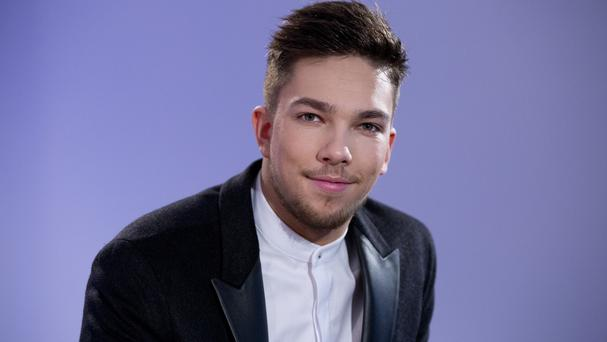 Matt Terry was crowned the winner of the reality show on Sunday