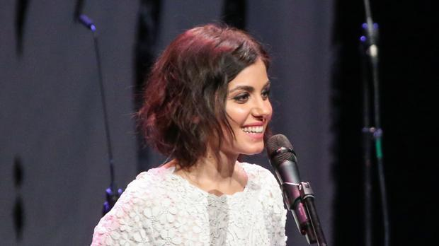 Katie Melua was awarded the Order of Honour in her home country of Georgia