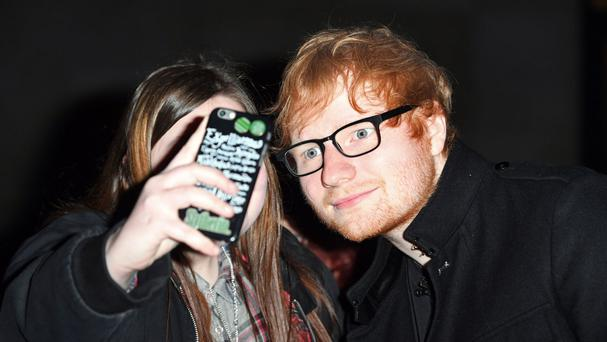 Ed Sheeran's new music has been a hit for fans