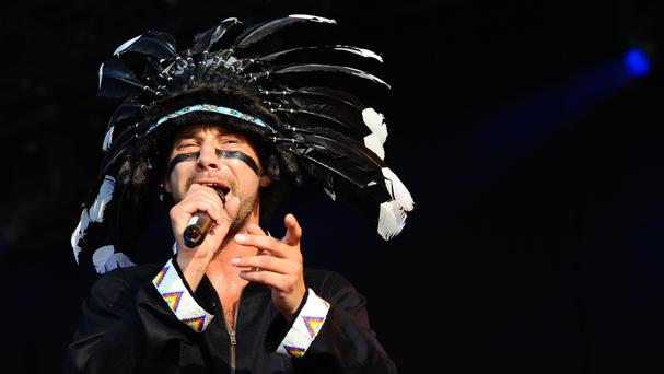 Jamiroquai have lined up festival slots