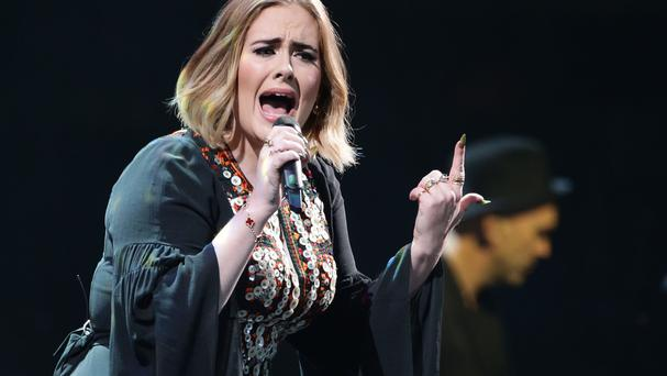 Adele will perform at the Grammy awards ceremony