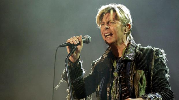 David Bowie won posthumous Grammy awards