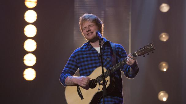 Ed Sheeran has enjoyed a hugely successful comeback