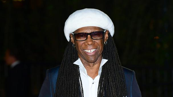 Nile Rodgers has been behind dozens of hits across the decades