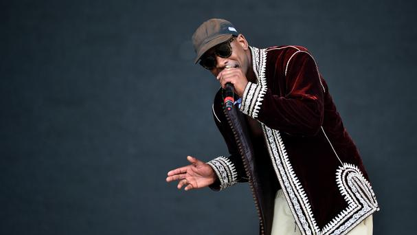 Mercury Prize-winner Skepta will take to the main stage on the Saturday night at Wireless