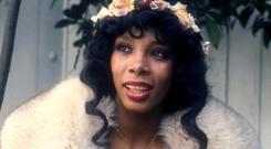 Perfect state of grace: Donna Summer's I Feel Love has been lauded as one of the greatest ever disco tracks