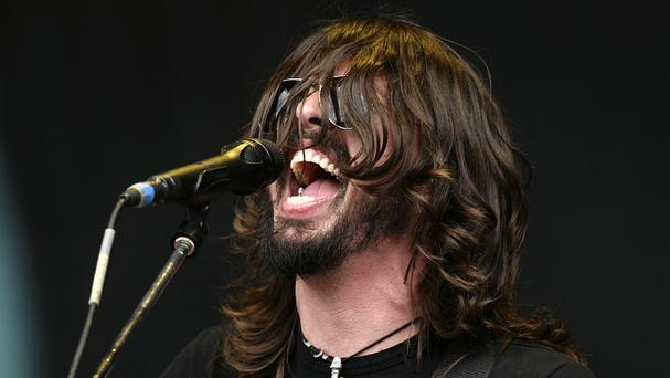 The Foo Fighters have announced they will headline Glastonbury on Saturday June 25