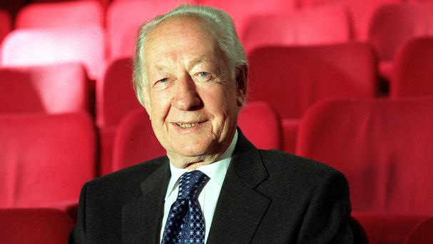 Brian Matthew has presented Sound of the Sixties for 27 years