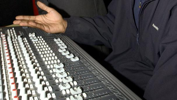 Recording studio work is seen as too male-dominated, the report says