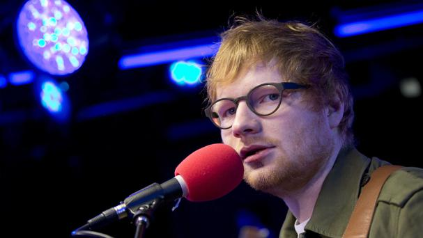 Ed Sheeran released his third album on Friday