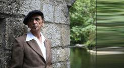 Roots: Kevin Rowland released an album of covers last year that included a number of Irish ballads